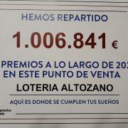 administración de lotería en Triana